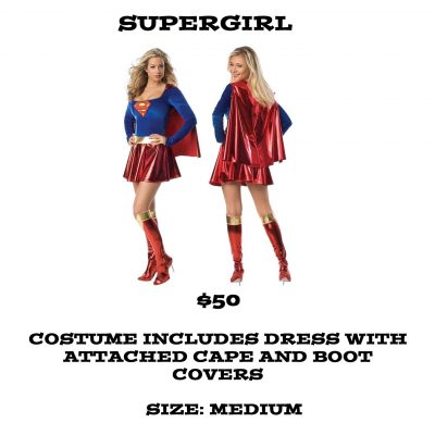 SUPERGIRL MEDIUM