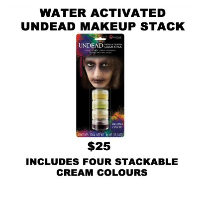 WATER ACTIVATED UNDEAD STACK