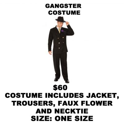 GANGSTER COSTUME OS