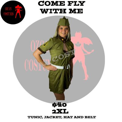 COME FLY WITH ME XXL