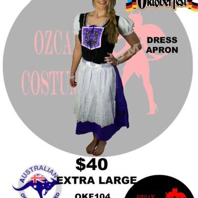 BAVARIAN BEER GIRL XL
