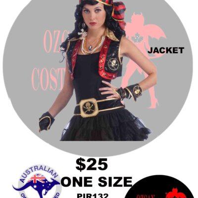 BUCCANEER BOLERO JACKET OS