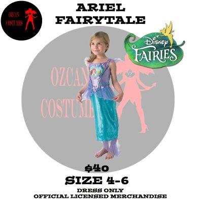 ARIEL FAIRYTALE 4 6
