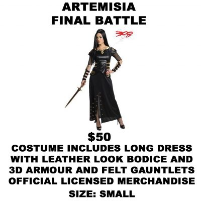 ARTEMISIA FINAL BATTLE S