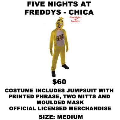 FIVE NIGHTS AT FREDDYS CHICA M