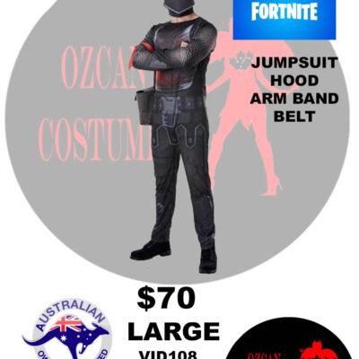 FORTNITE BLACK KNIGHT L
