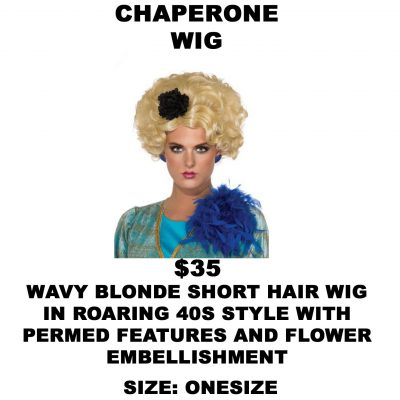 CHAPERONE WIG